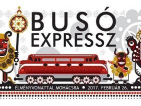 Busoexpress élményvonaat